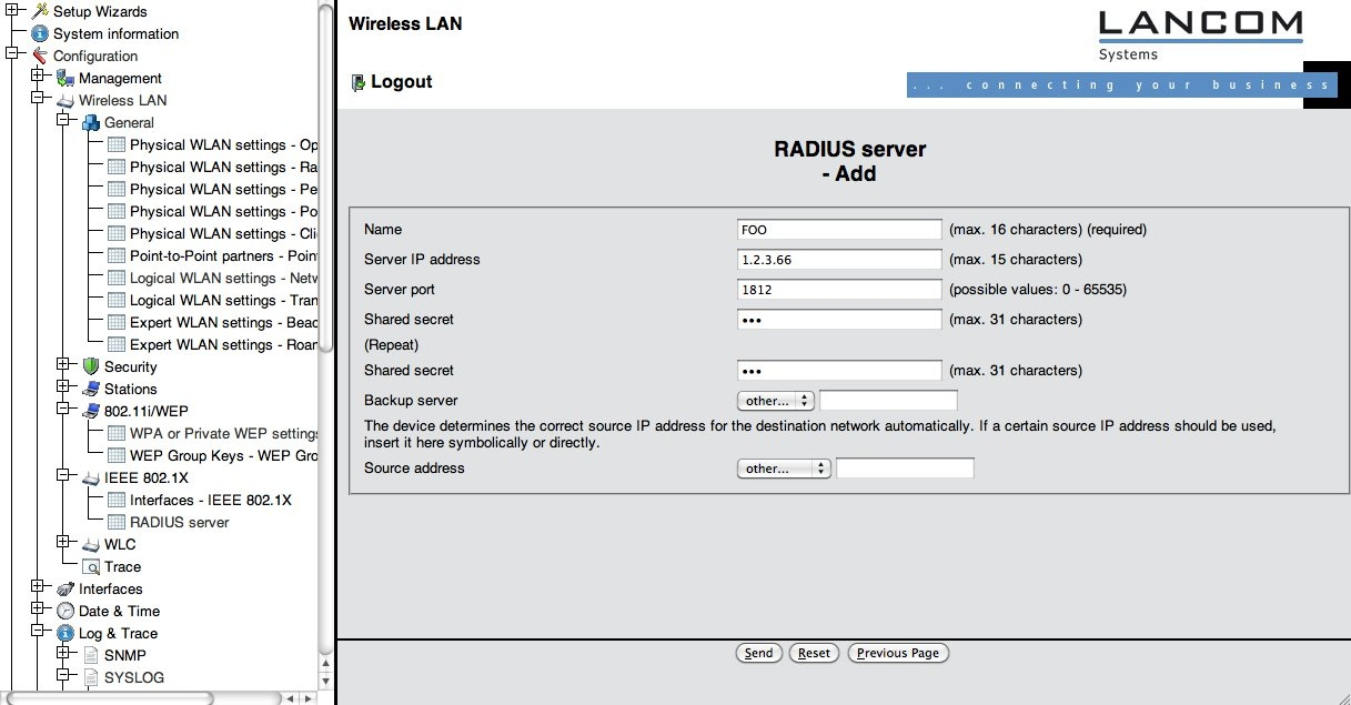 eduroam SP - 'How to    ' eduroam - GÉANT federated confluence
