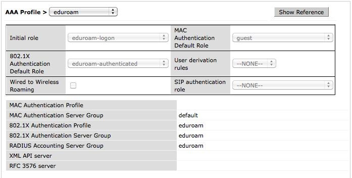 How to deploy eduroam on-site or on campus - 'How to